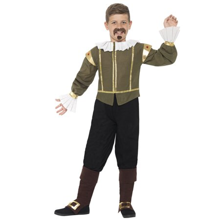 Shakespeare Costume for Kids