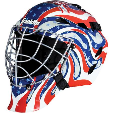 Franklin Sports GFM 1500 Glory Goalie Face Mask - Hockey Goalie Mask Charm