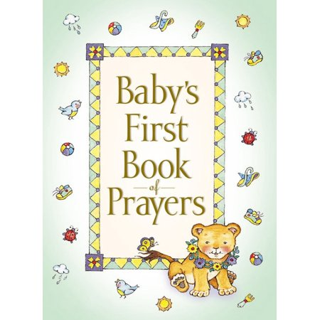 Baby's First Book of Prayers (Hardcover)
