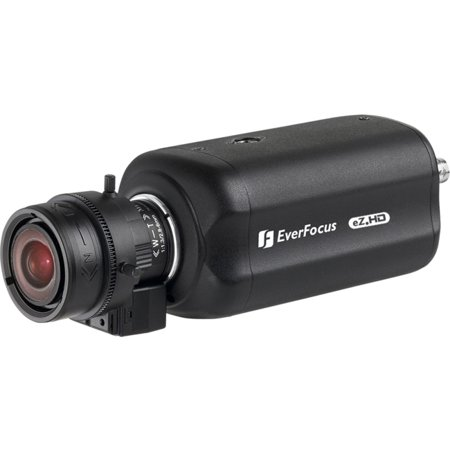 Everfocus Video (Everfocus - EQ900FB - EverFocus EQ900F 2.2 Megapixel Surveillance Camera - Color, Monochrome - 1920 x 1080 - CMOS - )