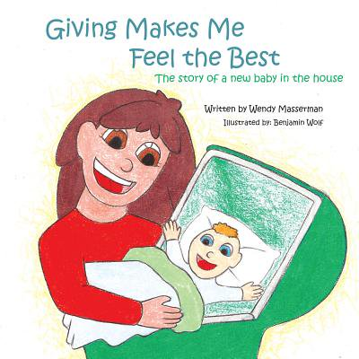 Giving Makes Me Feel the Best - eBook