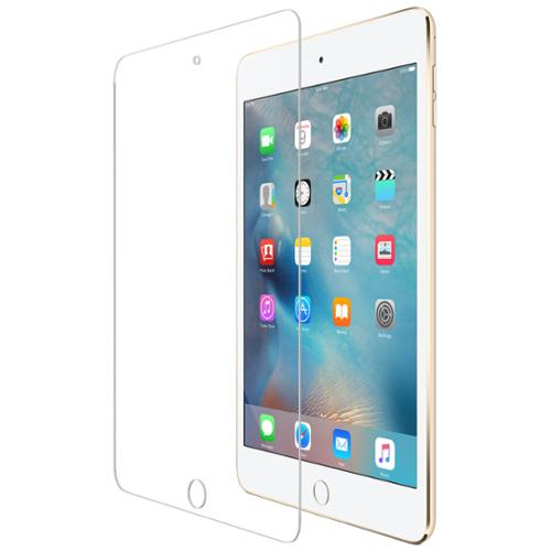 Fosmon Clear Tempered Glass Screen Protector for Apple iPad Mini 4 TOUCH Shatter Proof Oleophobic Coating HD - 1 Pack