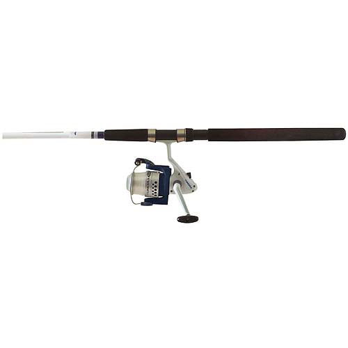 Surf Spinning Rod Reel Combo 10/' Heavy Duty Saltwater Outdoor Fishing Tool