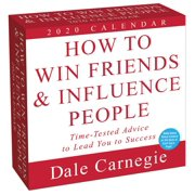 How to Win Friends and Influence People 2020 Day-to-Day Calendar
