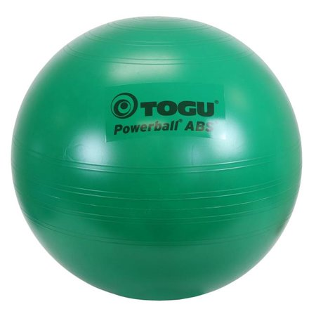 Togu Powerball ABS, 65 cm (26 in), green