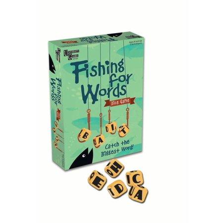Fishing for Words - Fishing Fishing Games