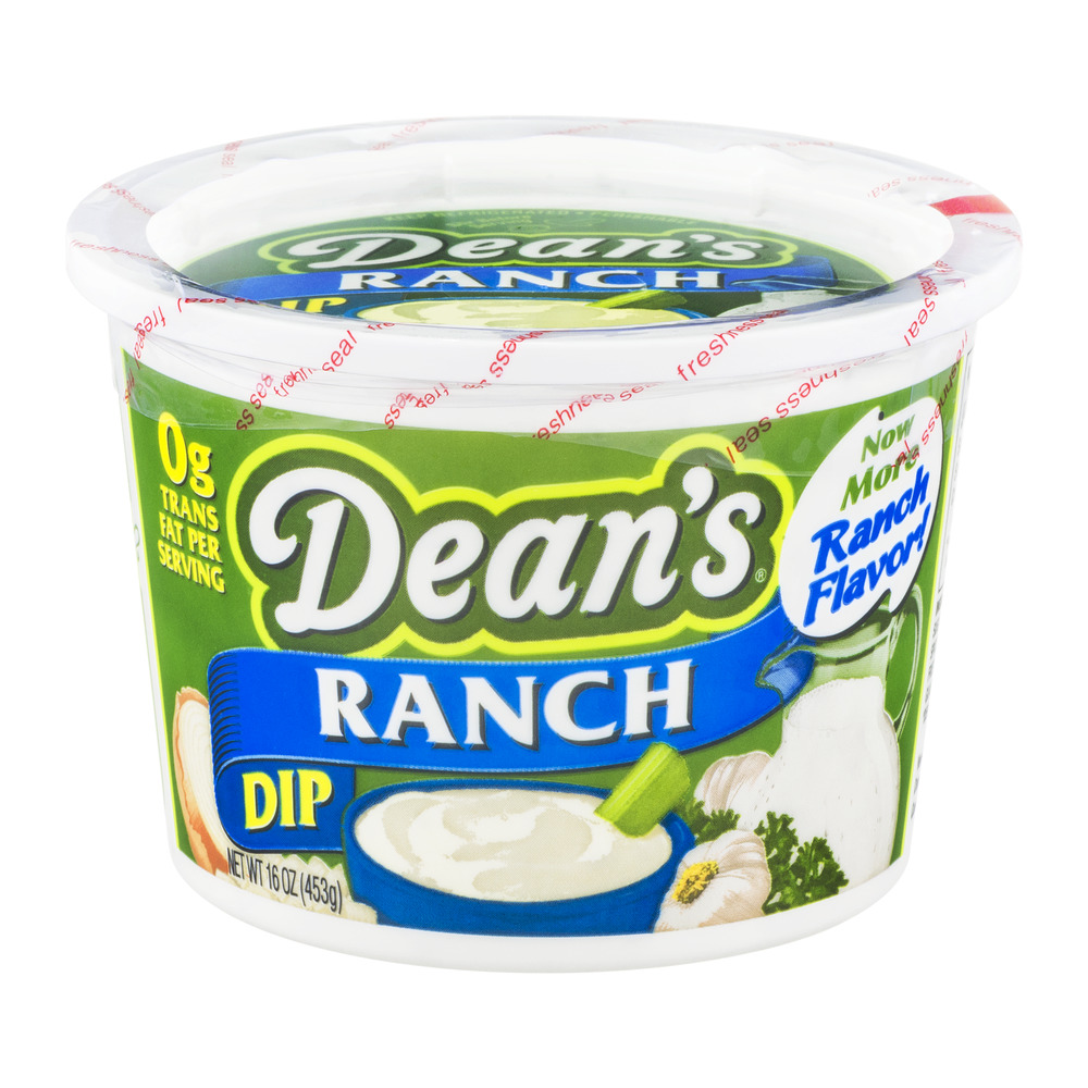 Dean's Ranch Dip, 16 Oz.