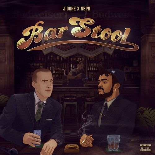 J. Dohe X Neph - Bar Stool [CD]