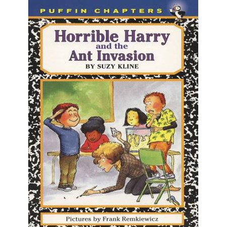 Horrible Harry and the Ant Invasion - eBook