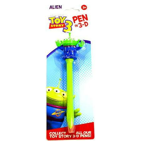 Toy Story 3 Alien Pen