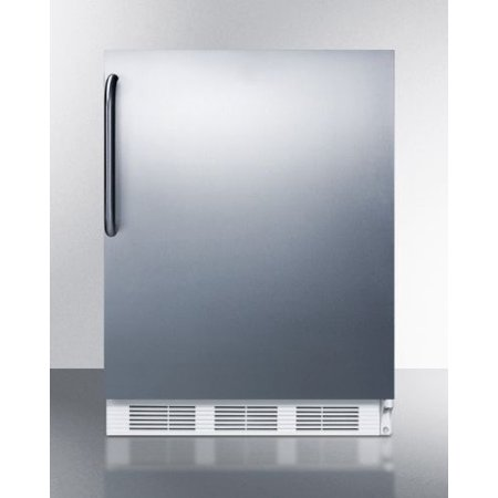30 Freestanding Manual (Medical Freestanding manual defrost freezer in ADA counter)