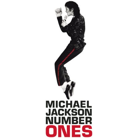 Michael Jackson With Glove (Number Ones (CD))