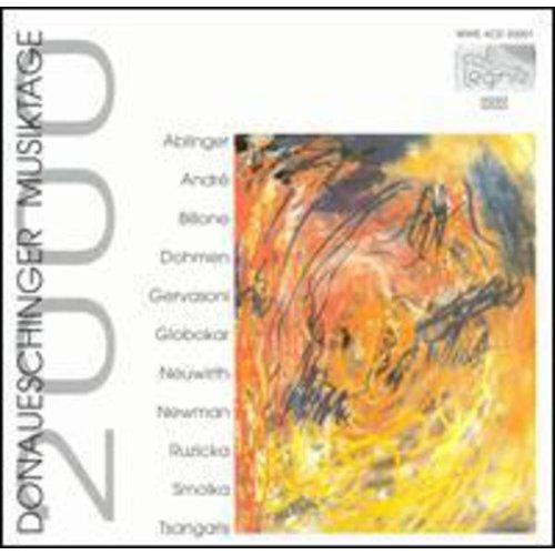 Donaueschinger Musiktage 2000 - Donaueschinger Musiktage 2000 [CD]