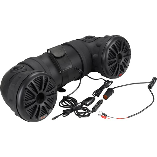 Boss Audio ATV25B - Powersports Plug & Play Bluetooth Sound System with 450 Watt Built-in Amplifier Image 1 of 3