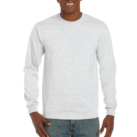 - Gildan Mens Classic Long Sleeve T-Shirt