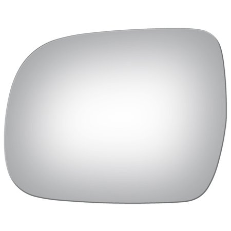 Burco 4008 Driver Side Power Replacement Mirror Glass for 04-05 Toyota Sienna