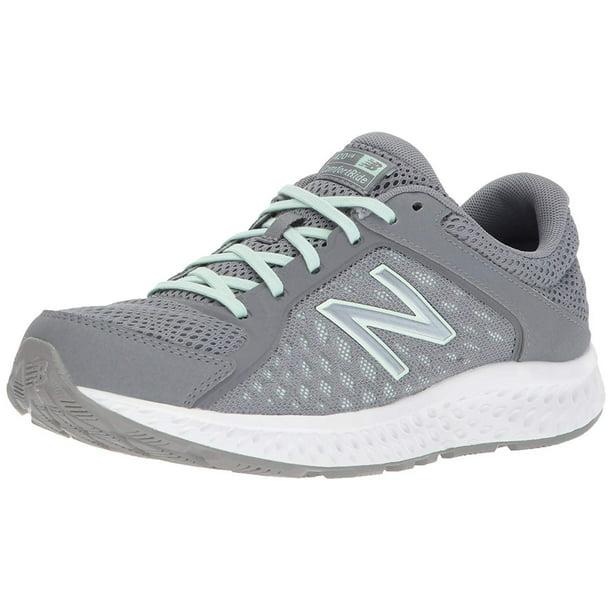 New Balance Women's 420v4 Cushioning Running Shoe, Grey, 8.5 B US