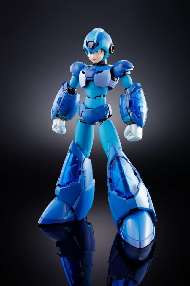 Bandai Tamashii Nations Chogokin Megaman X Giga Armor X Ver. by Bandai