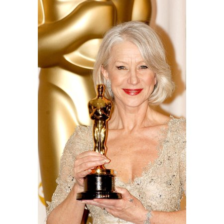 Helen Mirren Winner Of Best Actress For The Queen In The Press Room For Oscars 79Th Annual Academy Awards - Press Room The Kodak Theatre Los Angeles Ca February 25 2007 Photo By Michael