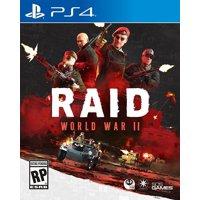 Raid: World War II for PlayStation 4 by 505 Games