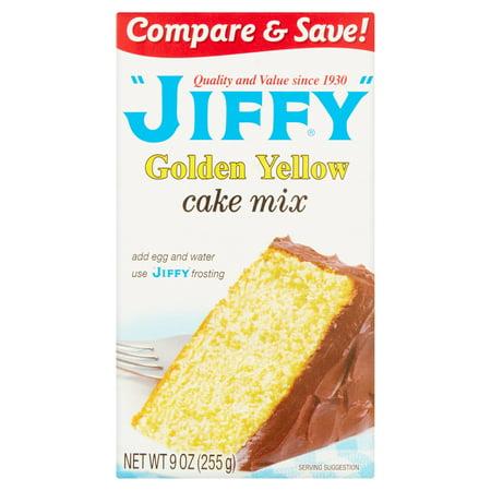 Jiffy Cake Frosting Mix