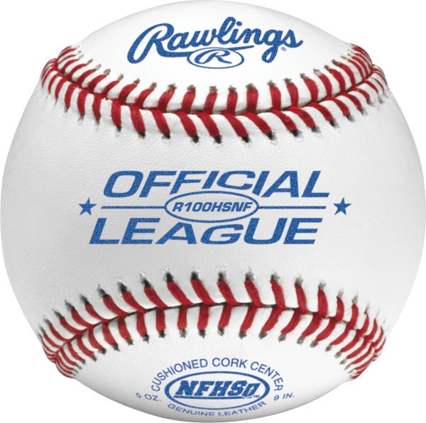 Rawlings Official NCAA/NFHS Stamped Baseball (Dozen)