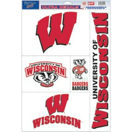Wisconsin Badgers Wall (Wisconsin Badgers 11
