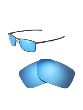 Product Image Walleva Brown Polarized Replacement Lenses for Oakley  Conductor 6 Sunglasses 4bd9b23e5f14