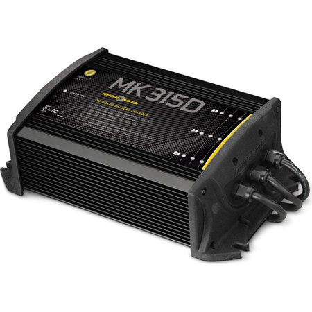 Minn Kota 315D On-board Battery Charger w/ Multi-Stage Charging 1823155