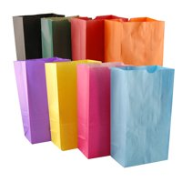 Bright Assorted Craft Bags, 28 bags per pack, 3 packs