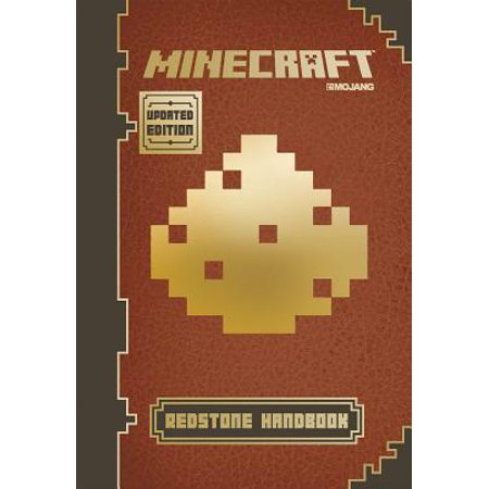 Minecraft: Redstone Handbook (Updated Edition): An Official Mojang Book (Best Minecraft Update Ever)