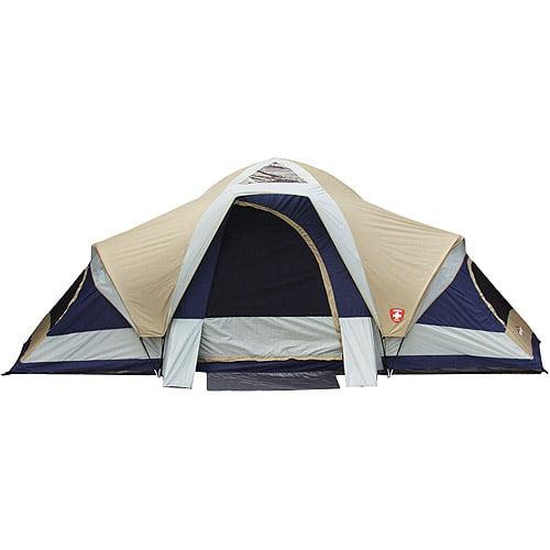 Suisse Sport 18 X 10 3 Room Tent Walmart Com