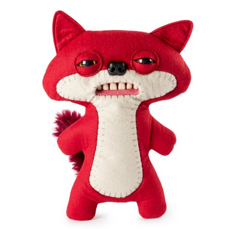 Disney 9 Inch Plush - Fuggler, Funny Ugly Monster, 9 Inch Suspicious Fox (Red) Plush Creature with Teeth, for Ages 4 and Up