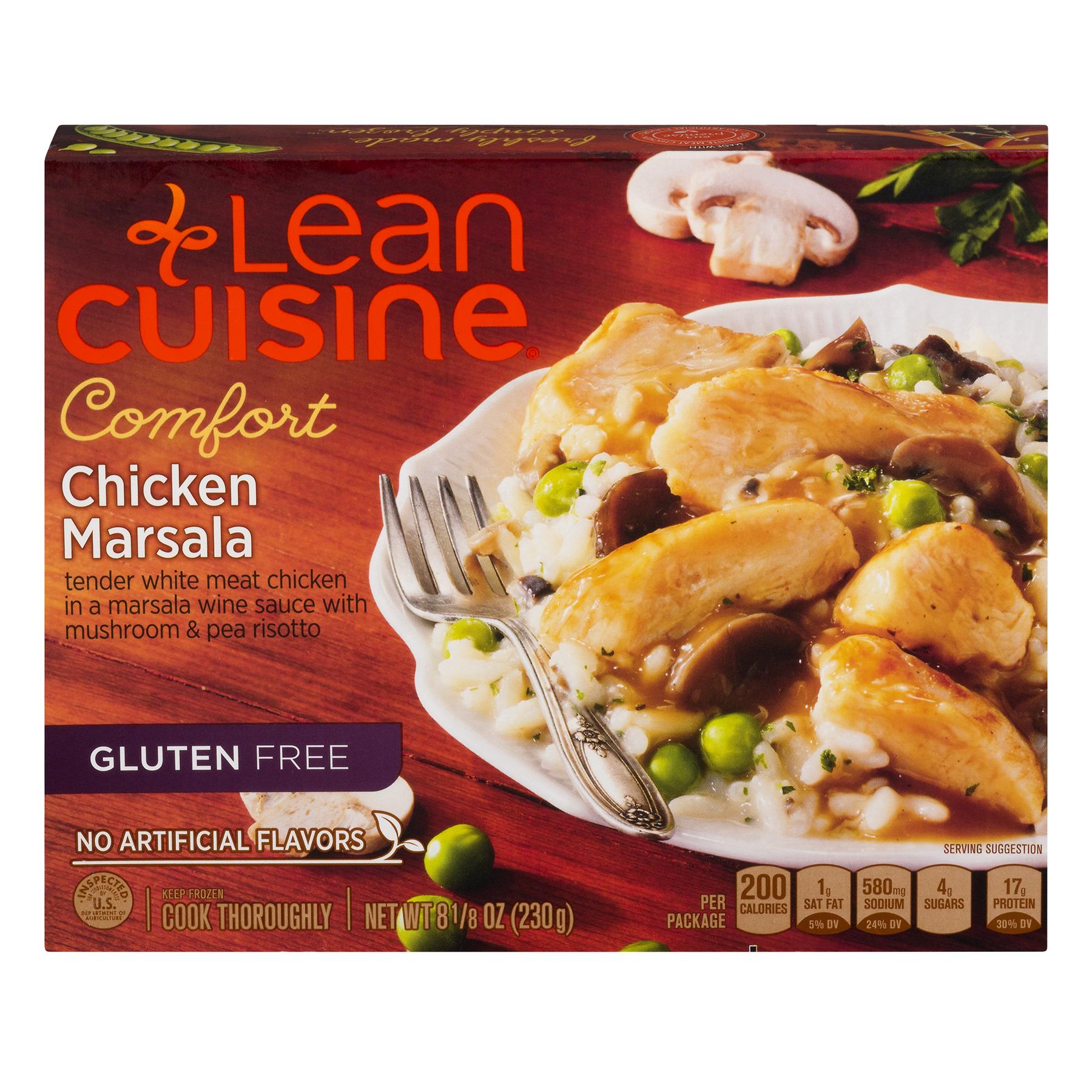 Lean Cuisine Comfort Chicken Marsala, 8.125 OZ