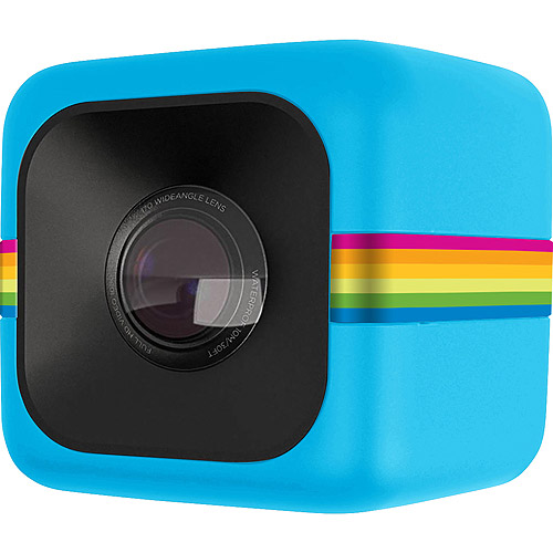 Polaroid CUBE Lifestyle Sports Action Camera (Available in Blue, Black and Red) - Best Reviews Guide