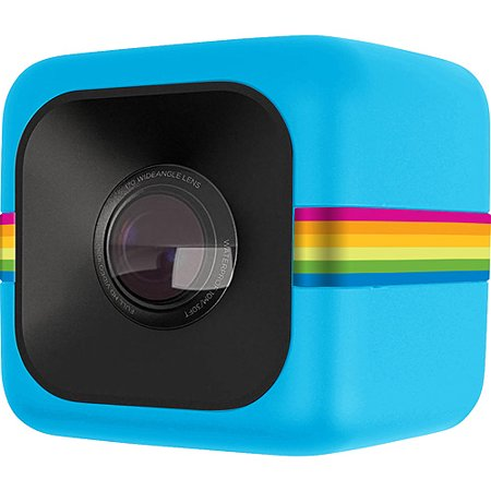 Polaroid CUBE Lifestyle Sports Action Camera (Available in Blue, Black and Red) (Polaroid Sports Camera)