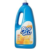 Mop & Glo Professional Multi-Surface Floor Cleaner, Fresh Citrus Scent 64 oz (Pack of 9)