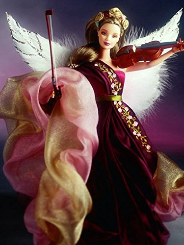 Mattel Barbie Angels Of Music Collection Heartstring Angel Doll by