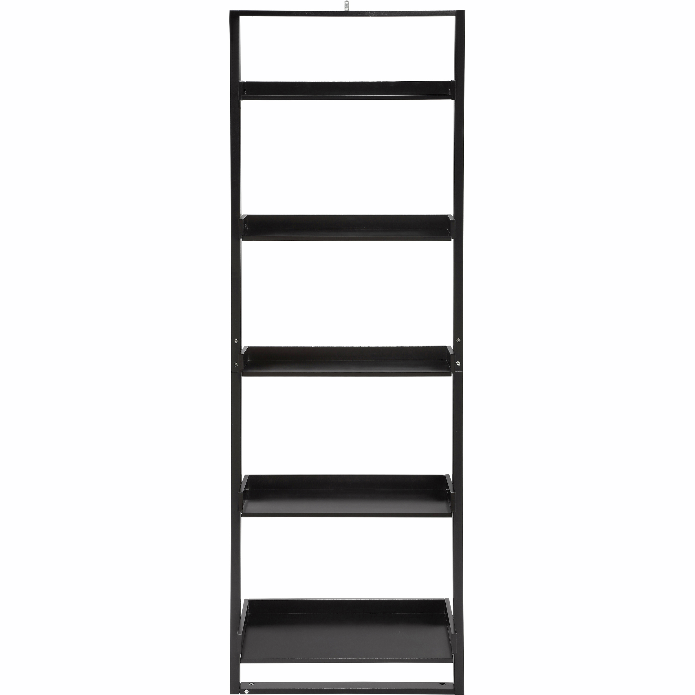 storage ladder bookshelf office wonderful leaning loft espresso furniture shelves shelf with wooden ikea home tall awesome bookshelves bookcase bookcases design book