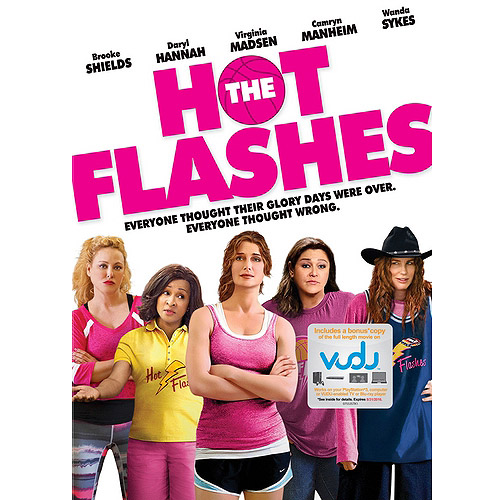 The Hot Flashes (DVD + Digital Copy) (Walmart Exclusive)
