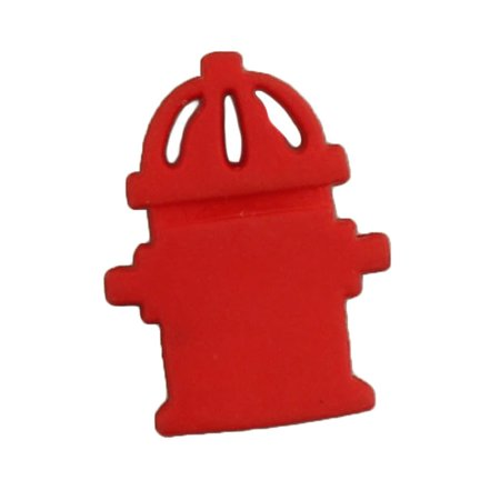 FIRE HYDRANT - 100 BUTTONS