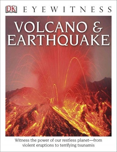 DK Eyewitness Books: Volcano & Earthquake by
