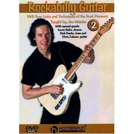 Rockabilly Guitar: Volume 2 (Rockabilly Museum)