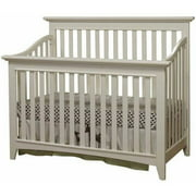 Sorelle Shaker 4-in-1 Crib (Choose your Finish)