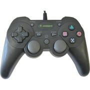 Snakebyte Sunflex Wired PS3 Controller, Black