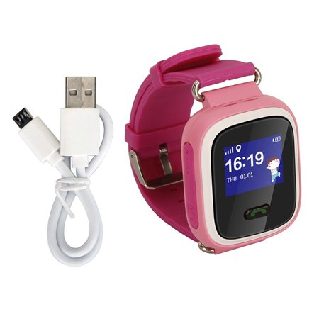 G60 Watch Safe-Keeper Intelligent SOS Call Anti-Lost Smart Watch Tracker For Children Base Station Location APP Control