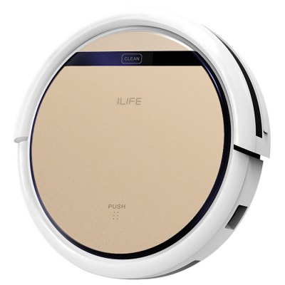 ILIFE Smart Cleaning Robot Floor Cleaner Auto Vacuum V5S Pro Dry/