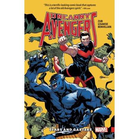 - Uncanny Avengers: Unity Vol. 5 : Stars and Garters