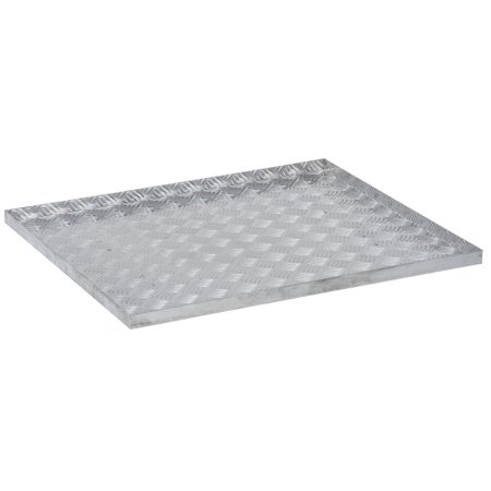 Stainless Steel Steam Table Inset (Steam Table Well Cover Double-Well Stainless Steel - 27 1/2 L x 23 3/4 W x 3 1/2 H)