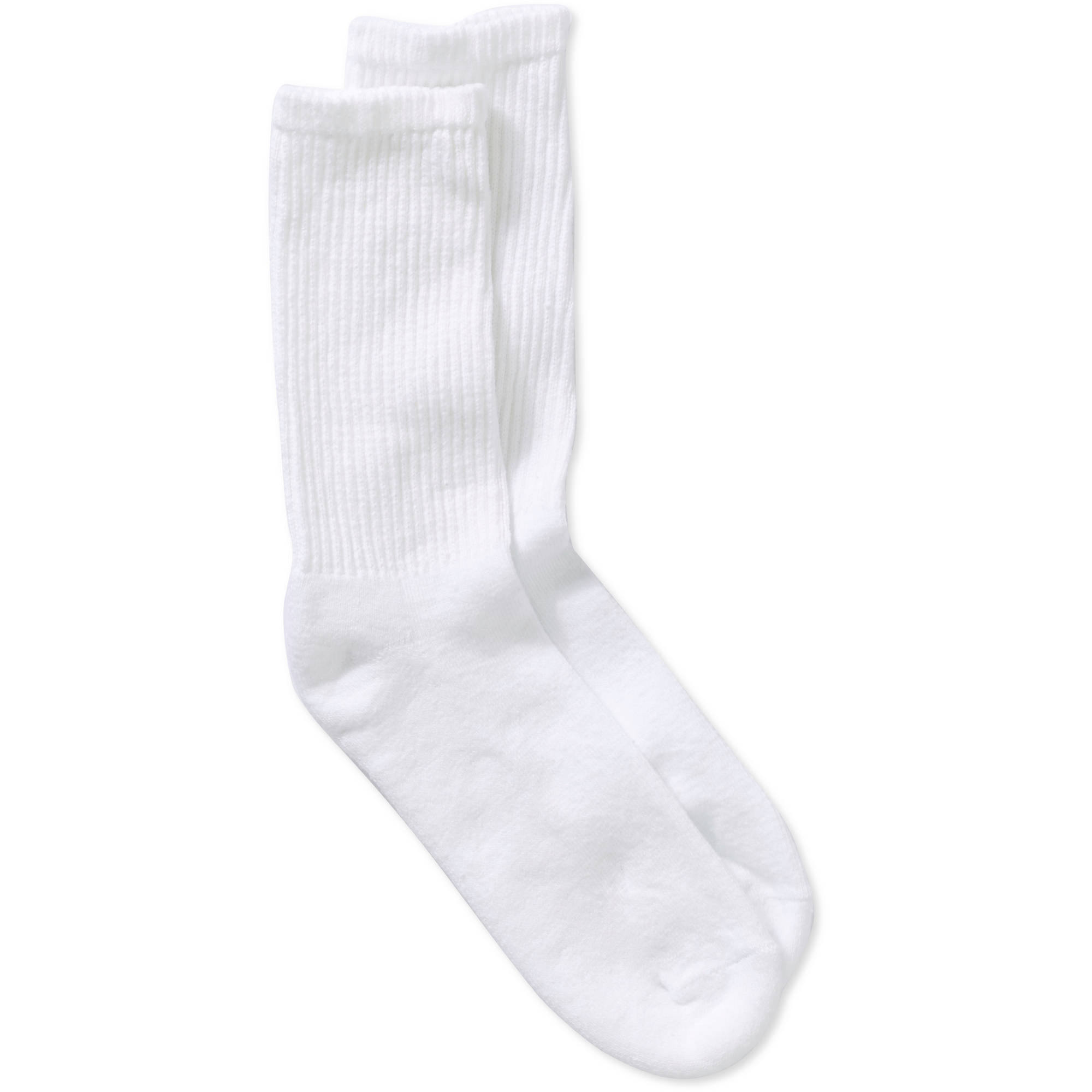 Ladies Crew Socks 10-pack